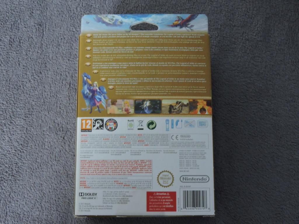 [VENTE] Collection Zelda. Dscn1382
