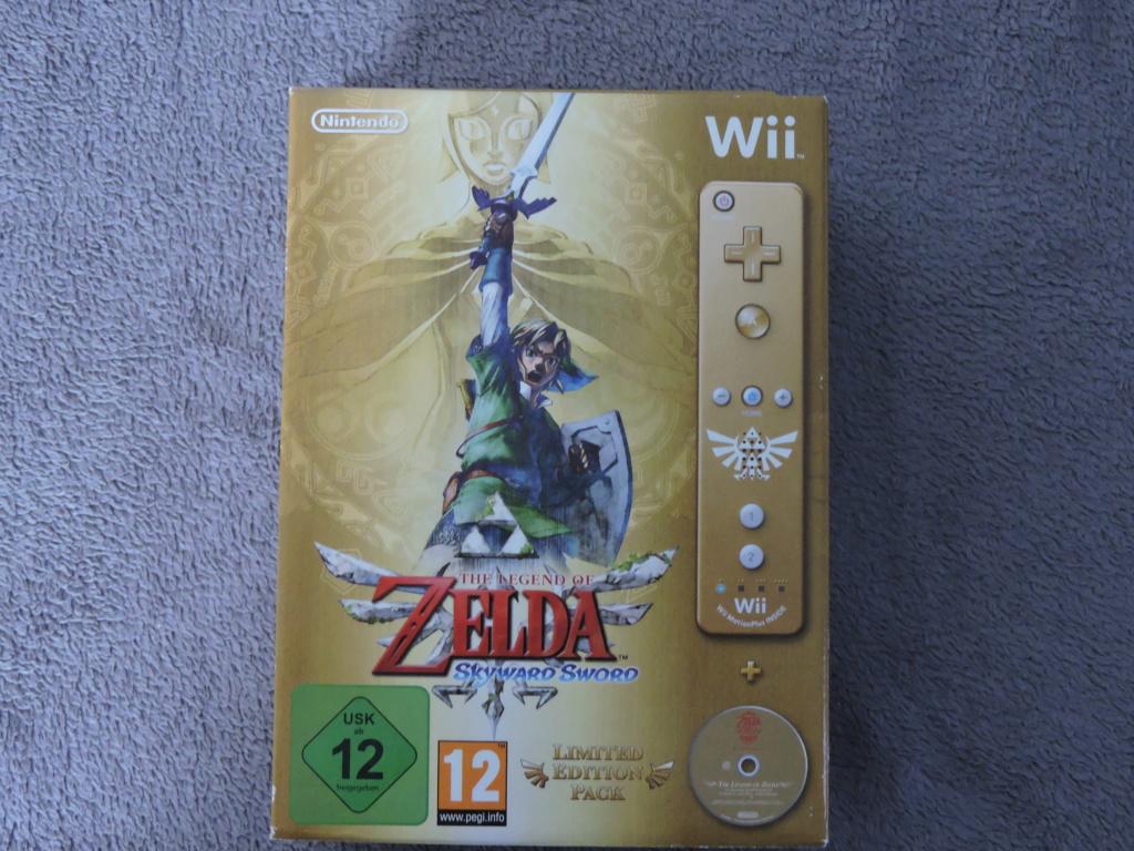 [VENTE] Collection Zelda. Dscn1383