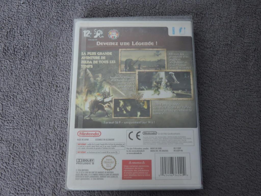 [VENTE] Collection Zelda. Dscn1385