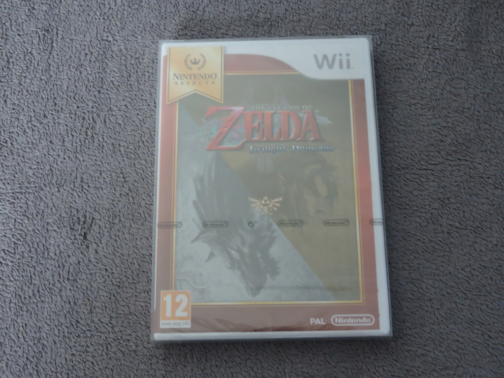 [VENTE] Collection Zelda. Dscn1387