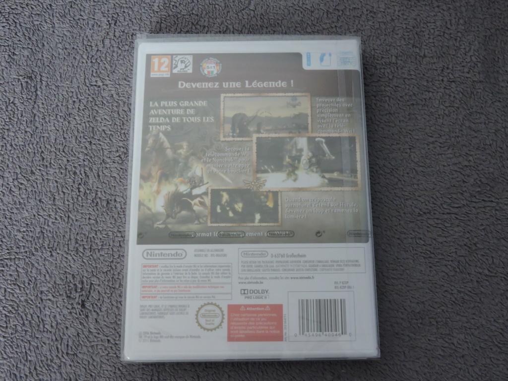 [VENTE] Collection Zelda. Dscn1388