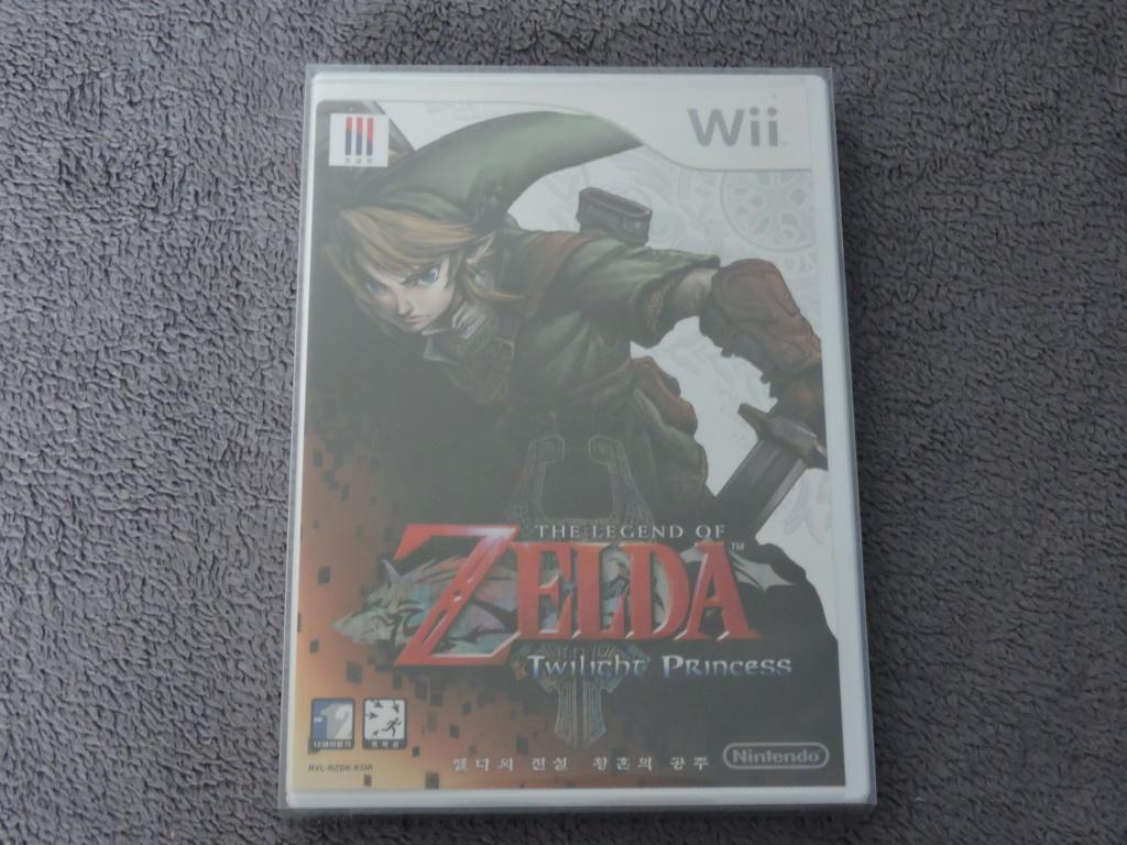 [VENTE] Collection Zelda. Dscn1389