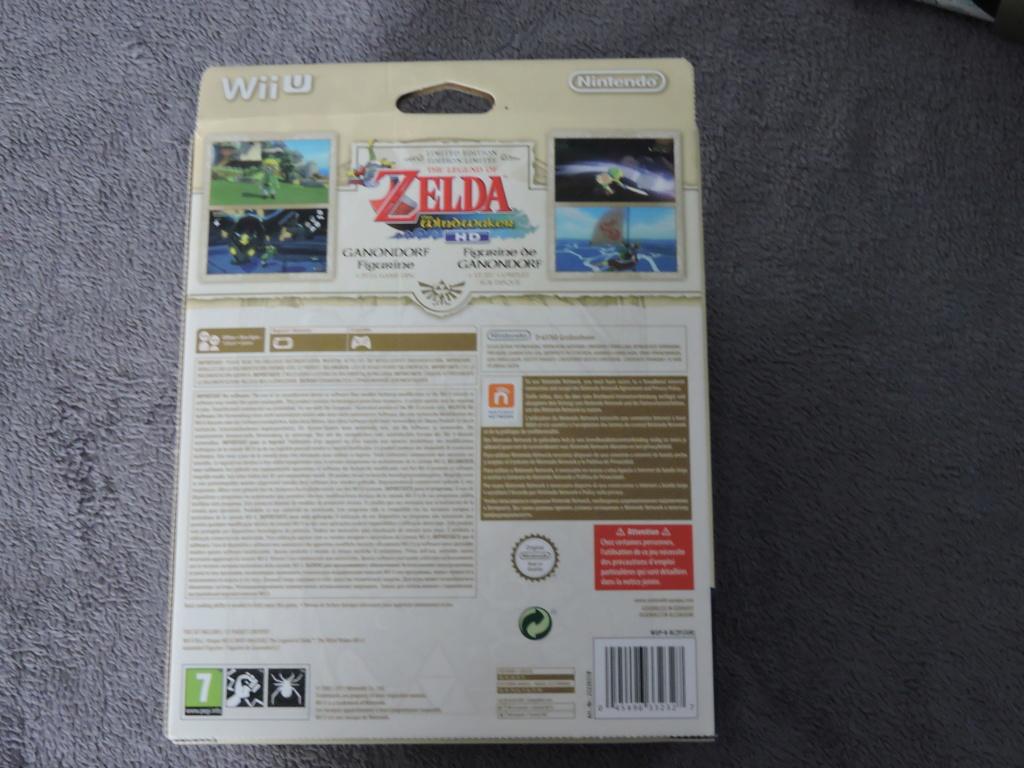 [VENTE] Collection Zelda. Dscn1392