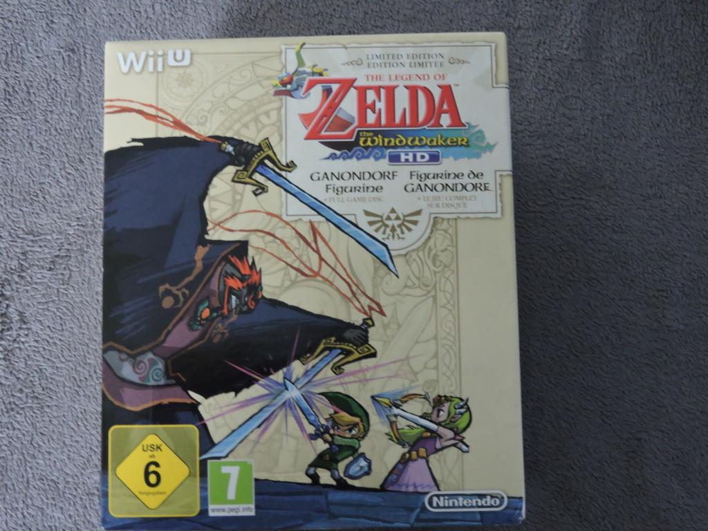 [VENTE] Collection Zelda. Dscn1393