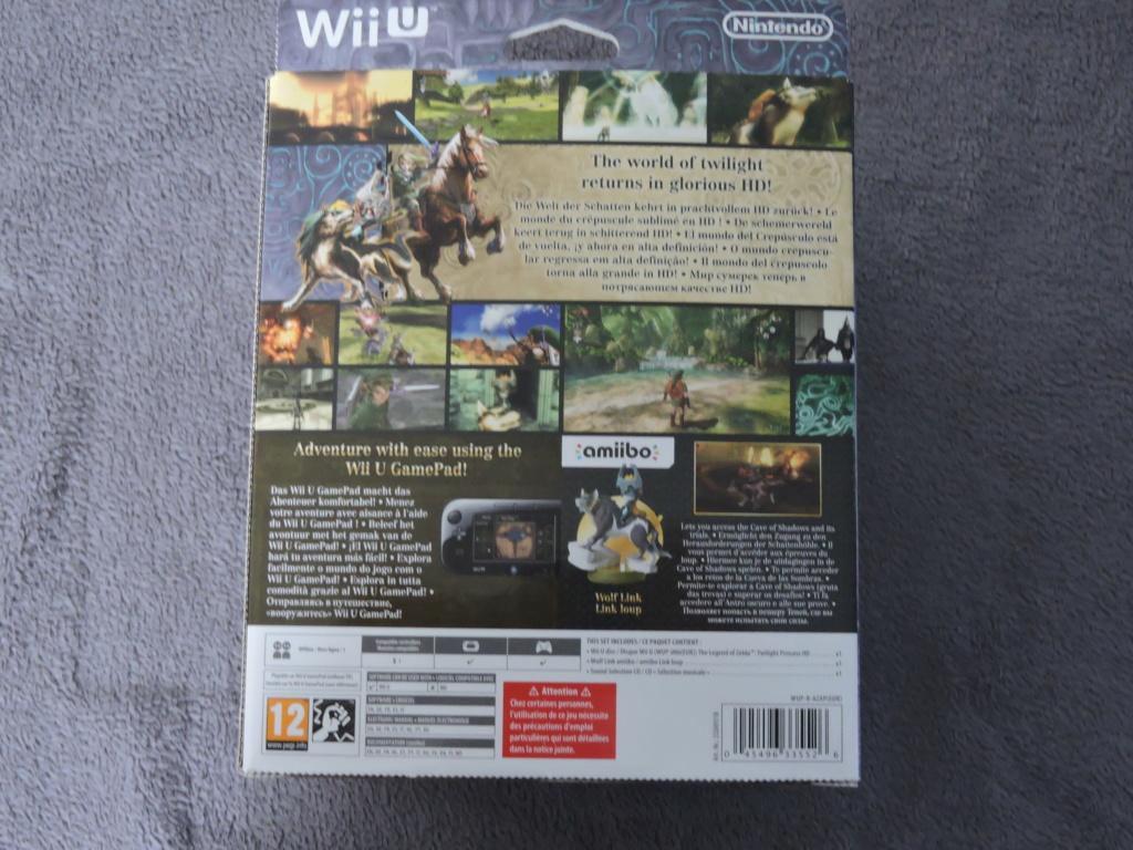 [VENTE] Collection Zelda. Dscn1397