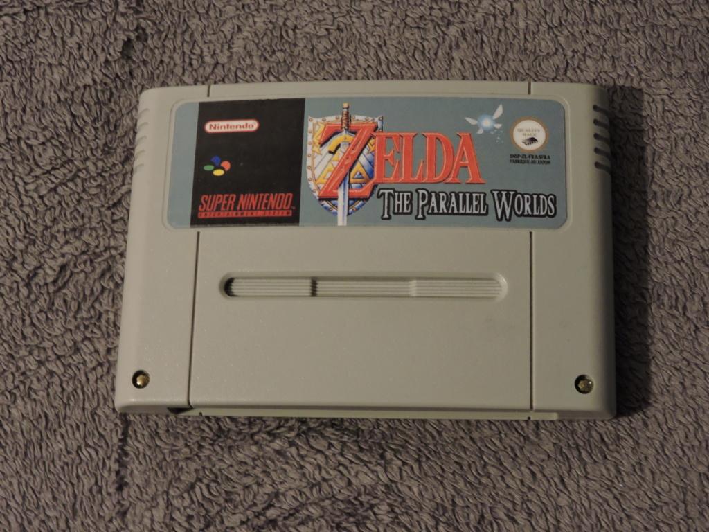 [VENTE] Collection Zelda. Parall10