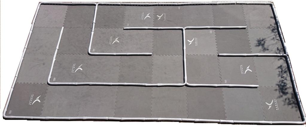 vendu, annonce a supprimer/ Vente d'une piste d'entraînement pour Mini-Z Piste-14