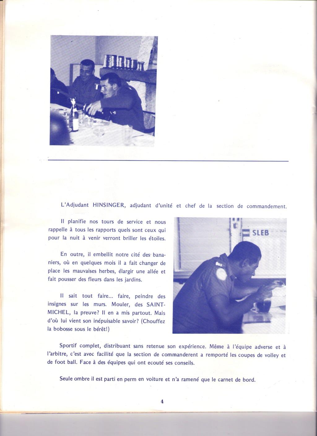 Remise de fourragères a Belesta (09) en 1983  Img11511