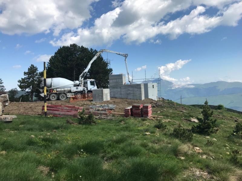 Construction télésiège fixe 4 places Bisorne (TSF4) - LST, Ax 3 Domaines Img_7413