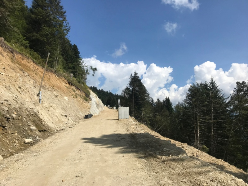 Construction télésiège fixe 4 places Bisorne (TSF4) - LST, Ax 3 Domaines Img_7710
