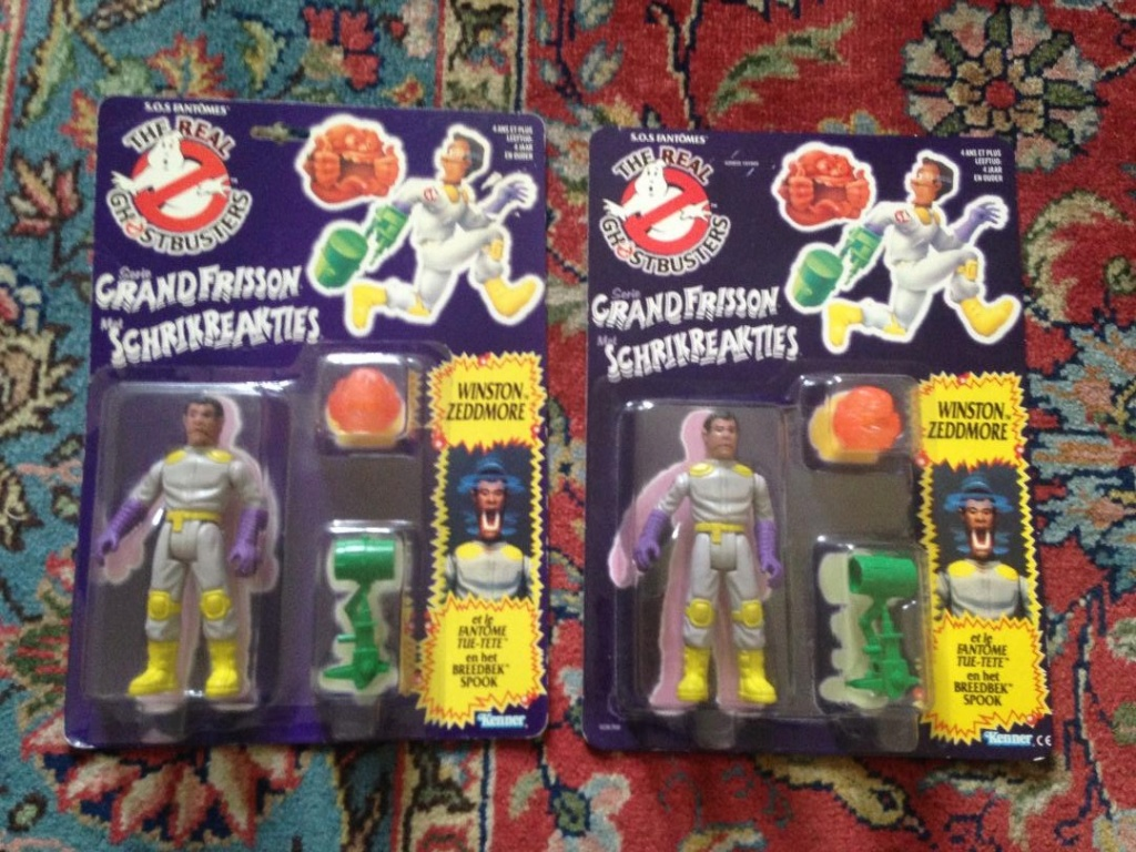 S.O.S Fantômes / The Real Ghostbusters (Kenner) - Page 6 Lot210