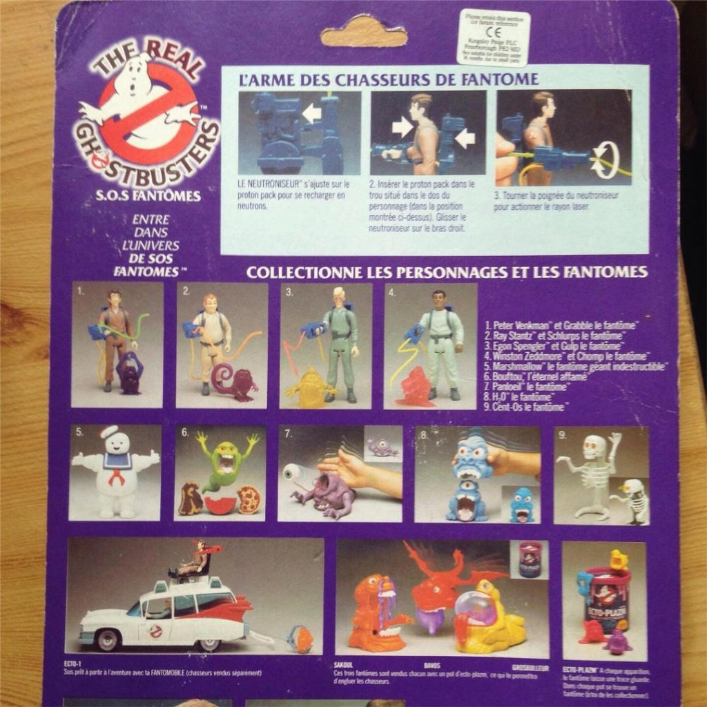 S.O.S Fantômes / The Real Ghostbusters (Kenner) - Page 6 Ray0210