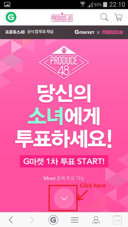 [DISCUSSION]How to Vote for Kaeun and Yoonjin on Produce 48 00810