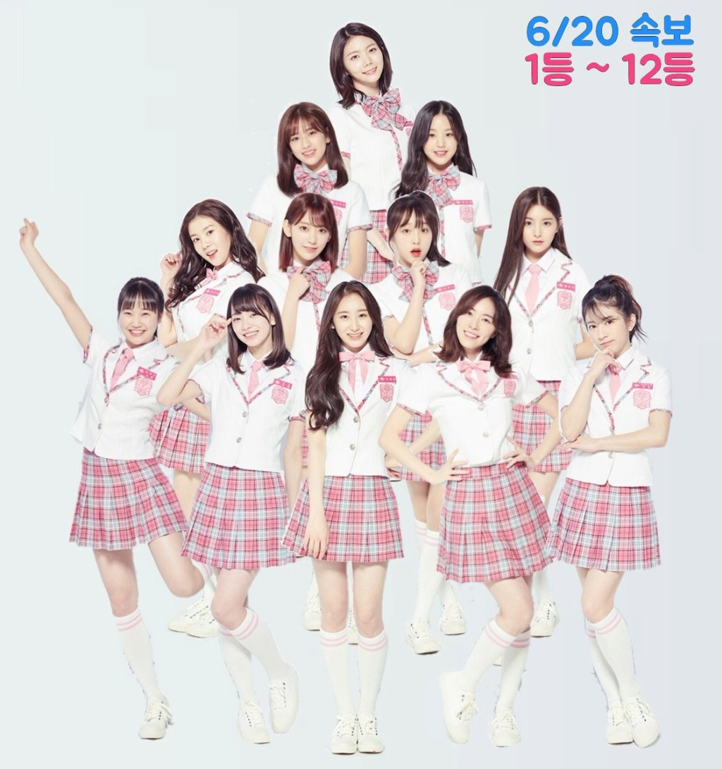 [DISCUSSION] Official Produce 48 Thread - Page 4 20th_j10