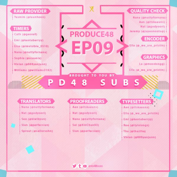 [DISCUSSION] Official Produce 48 Thread - Page 10 Pd48_e10