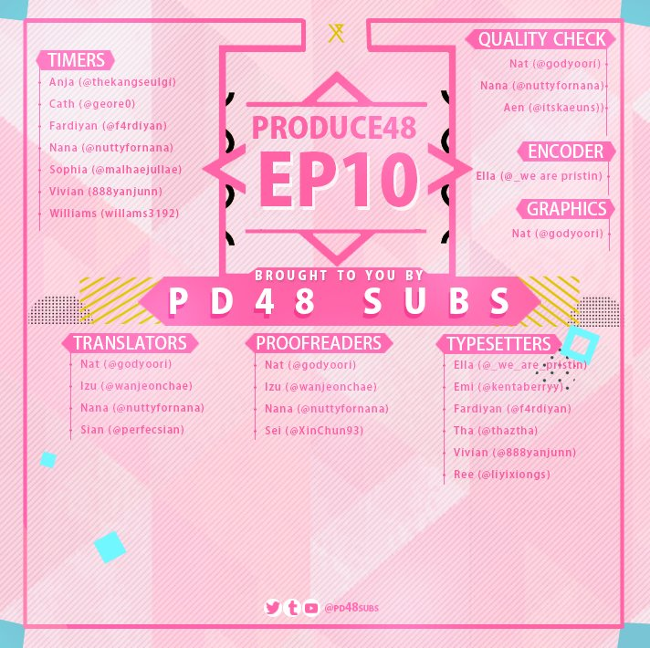 [DISCUSSION] Official Produce 48 Thread - Page 10 Pd48_e14