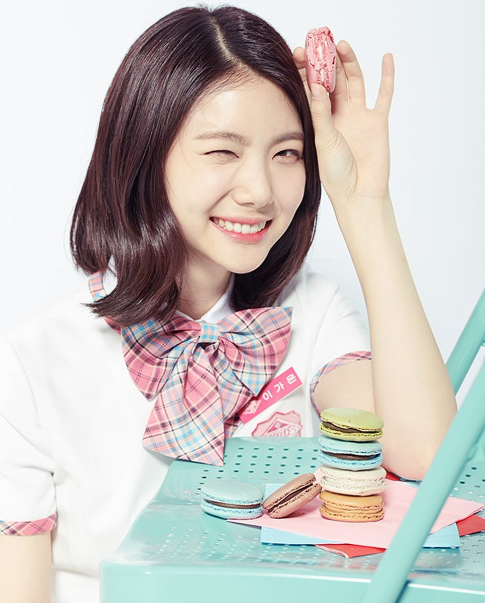 [DISCUSSION] Official Produce 48 Thread - Page 4 Raina_12