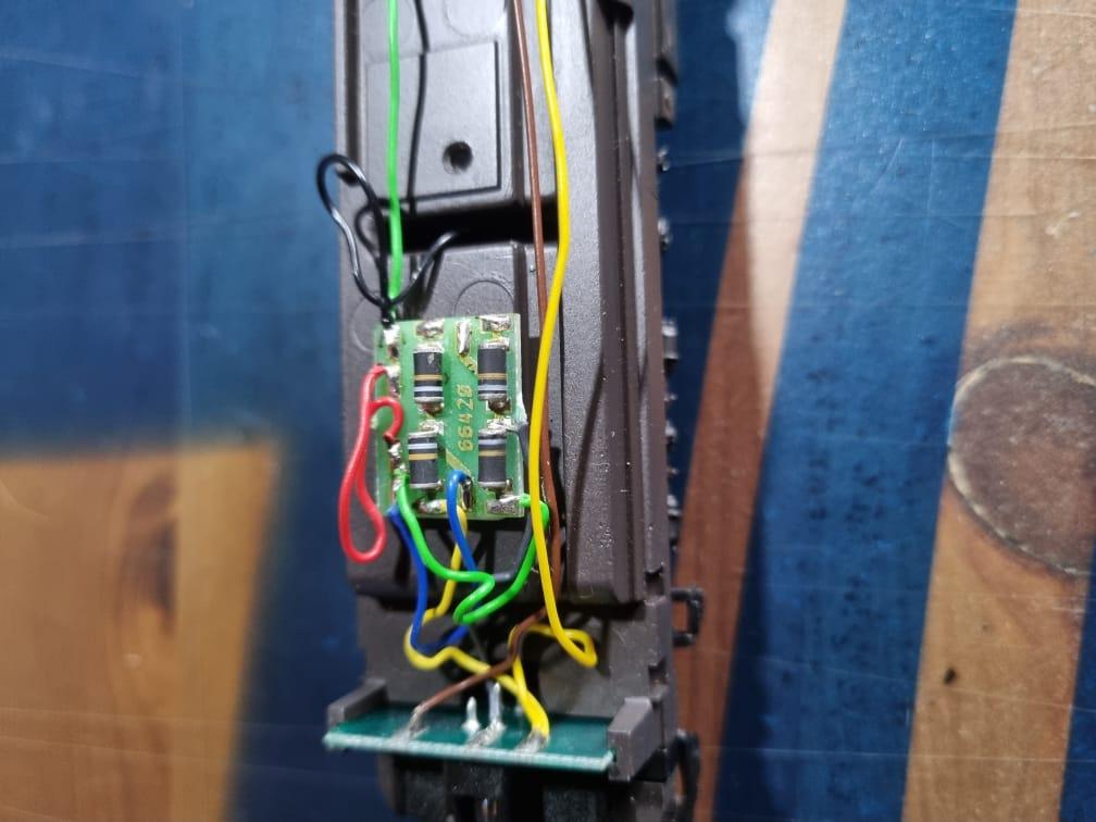 Comment digitaliser une 1800 CFL Märklin Hamo ? Intzor10