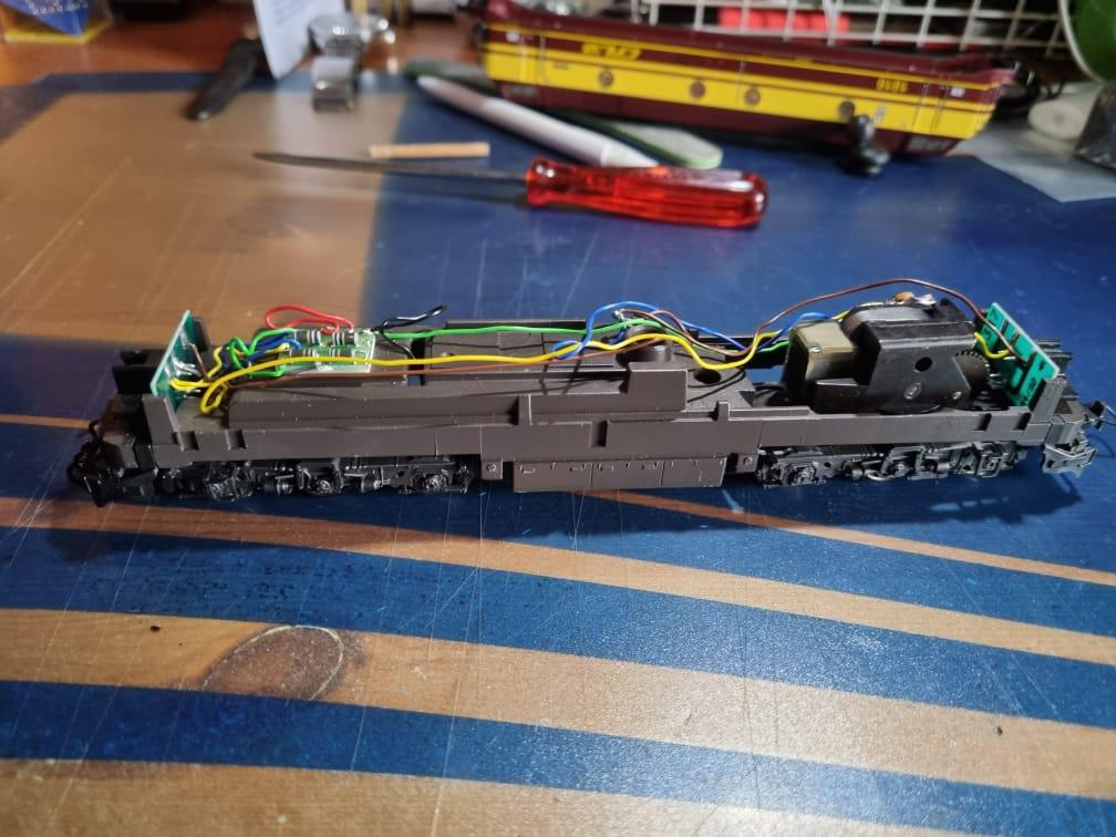 Comment digitaliser une 1800 CFL Märklin Hamo ? Intzor11