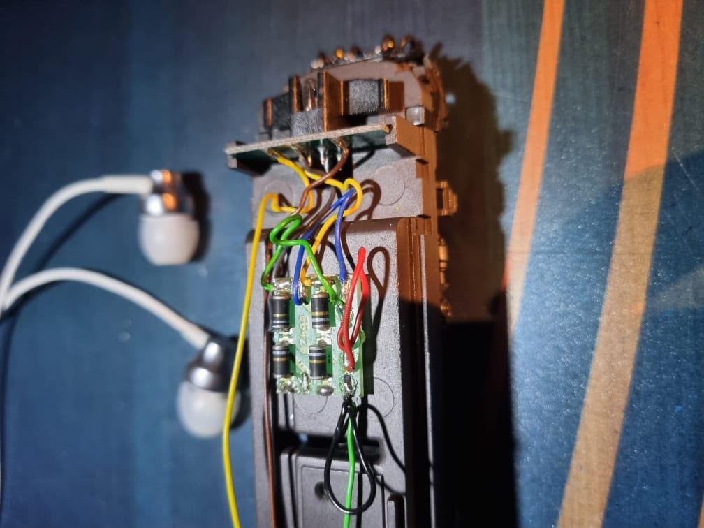 Comment digitaliser une 1800 CFL Märklin Hamo ? Intzor15