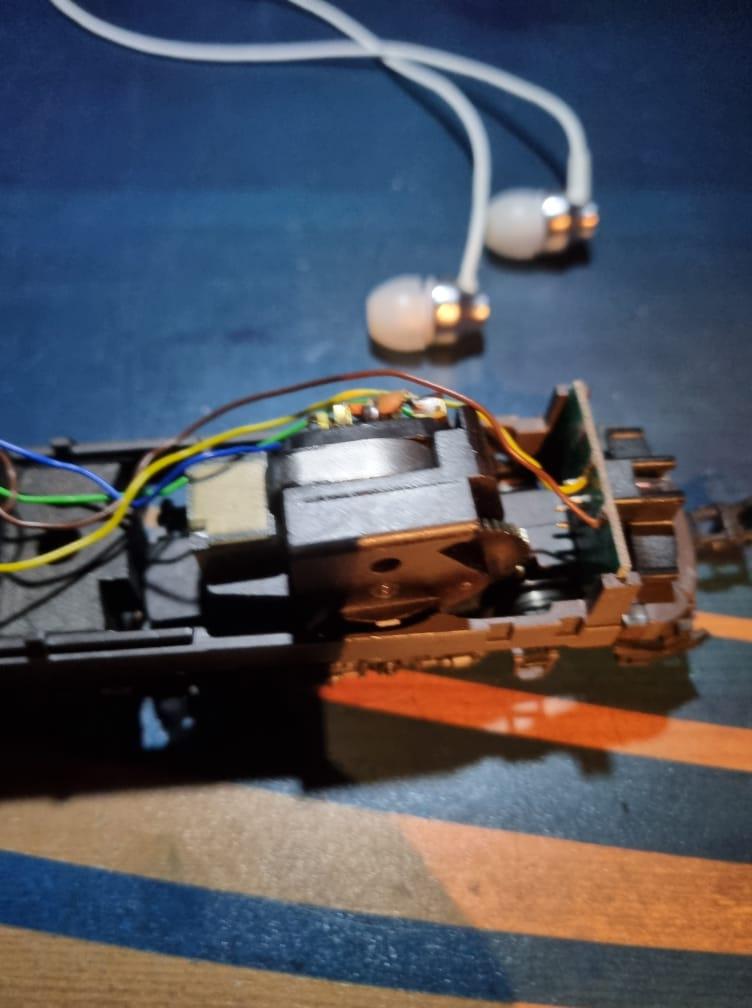 Comment digitaliser une 1800 CFL Märklin Hamo ? Intzor19