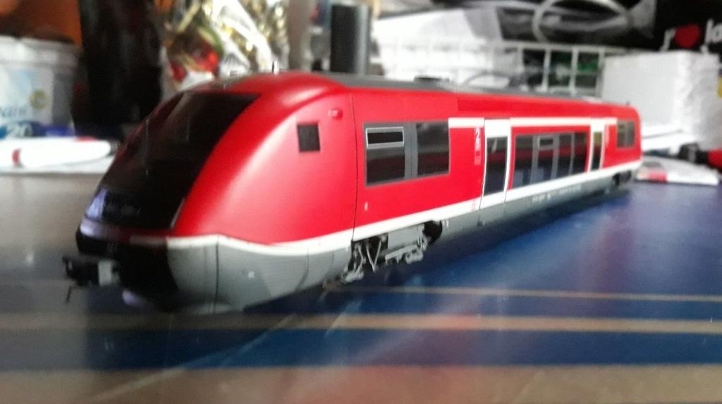 VT 641 de Rivarossi VENDU S-l16010