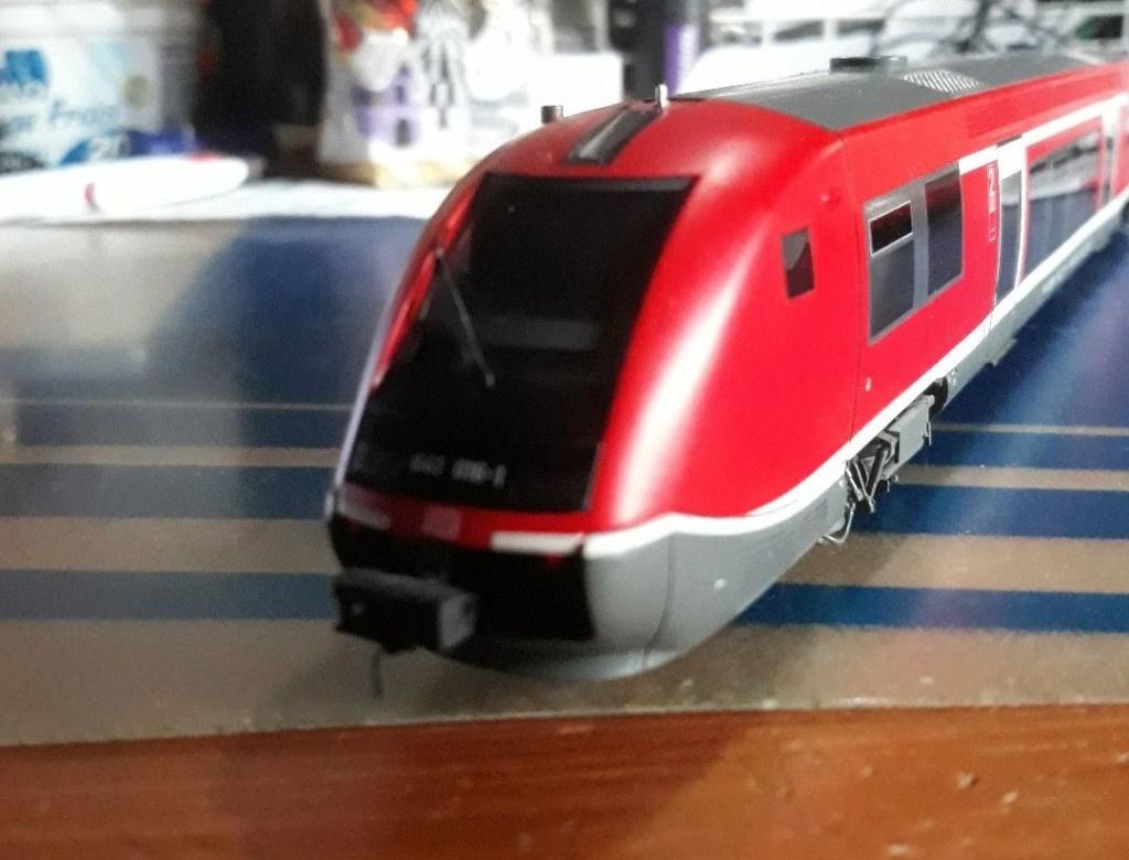 VT 641 de Rivarossi VENDU S-l16011