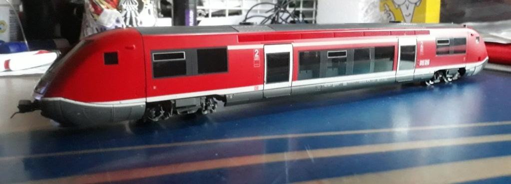VT 641 de Rivarossi VENDU S-l16012