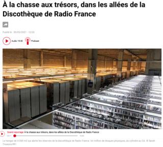 RFI, Radio France Internationale Scre1780