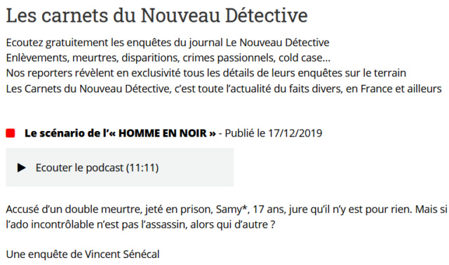 Les podcasts (hors stations de radio) - Page 2 Scree793