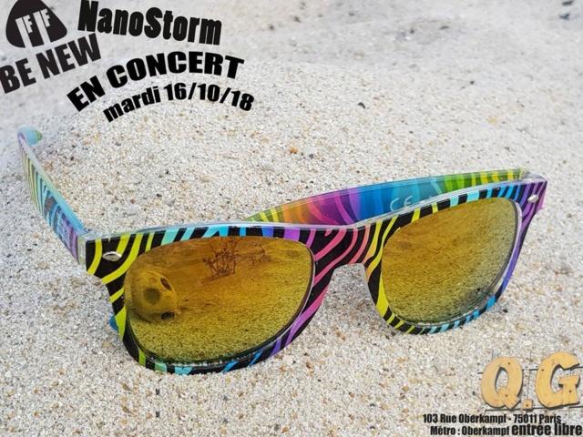 Nano Storm en concert ! 16-10-10