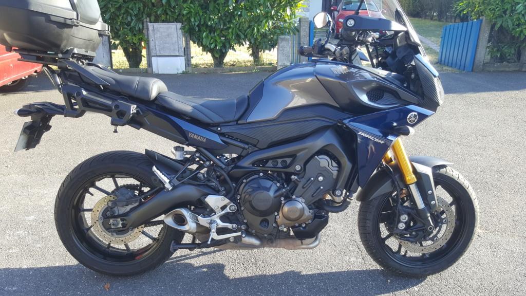 Forum sur le CP3 de Yamaha : MT-09, Tracer 900, XSR 900 et Niken. - Portail 20190710