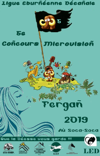 Iñscriptioñs Coñcours Microvisioñ 2019 à Fergañ Affich12