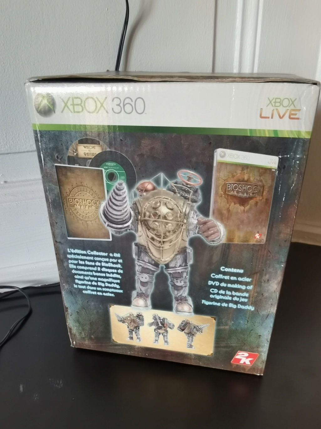 [VDS] Assassin Creed 1 Collector xbox 360 Img_2245