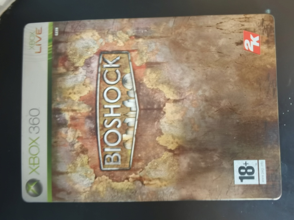 [VDS] Assassin Creed 1 Collector xbox 360 Img_2251