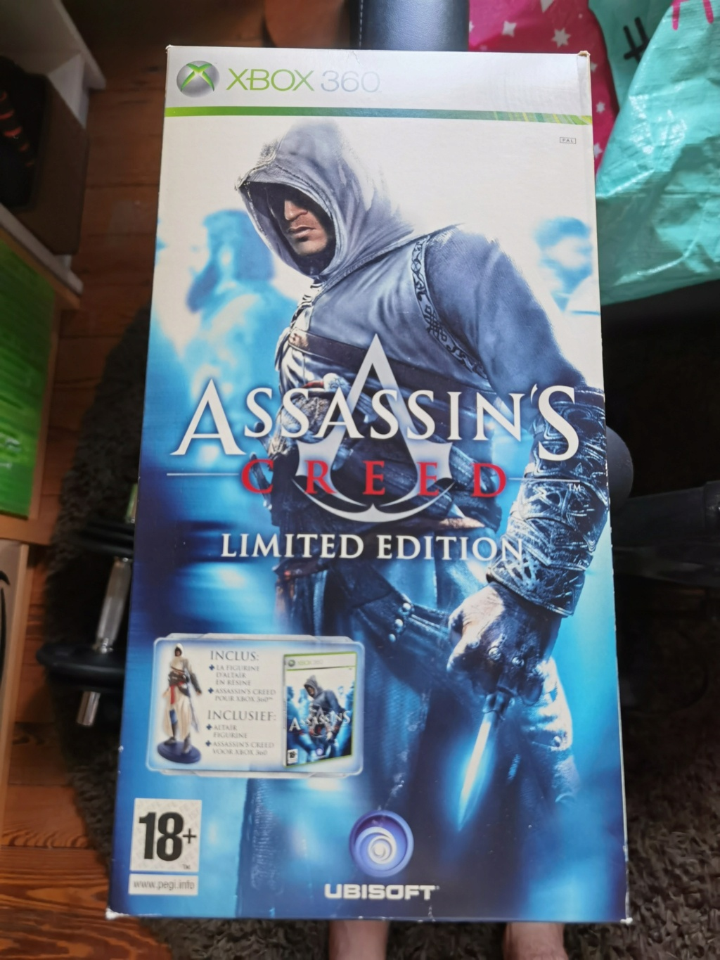 [VDS] Assassin Creed 1 Collector xbox 360 Img_2255