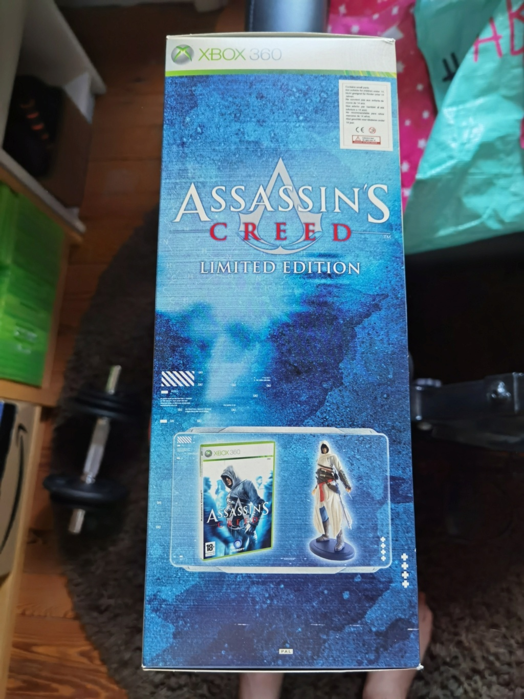 [VDS] Assassin Creed 1 Collector xbox 360 Img_2258