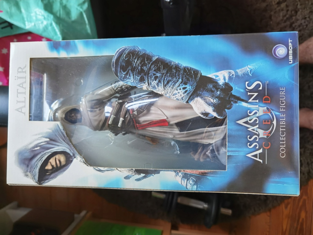 [VDS] Assassin Creed 1 Collector xbox 360 Img_2261