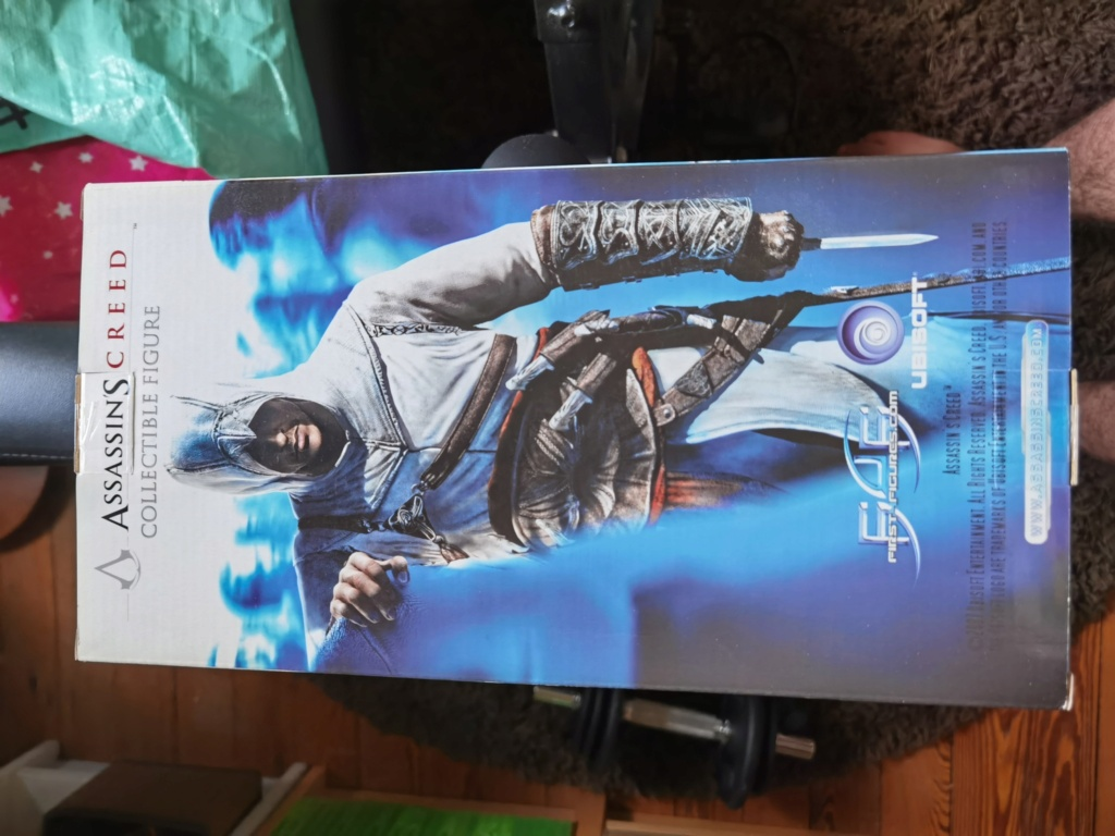 [VDS] Assassin Creed 1 Collector xbox 360 Img_2264