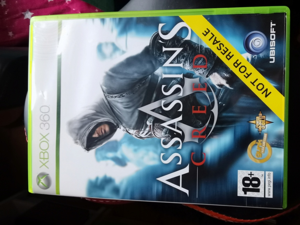 [VDS] Assassin Creed 1 Collector xbox 360 Img_2267