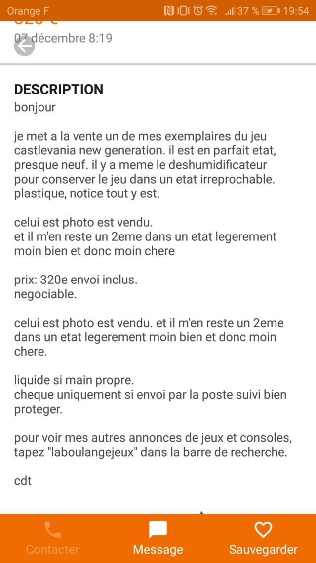 Vu sur leboncoin.fr .. - Page 30 Screen11