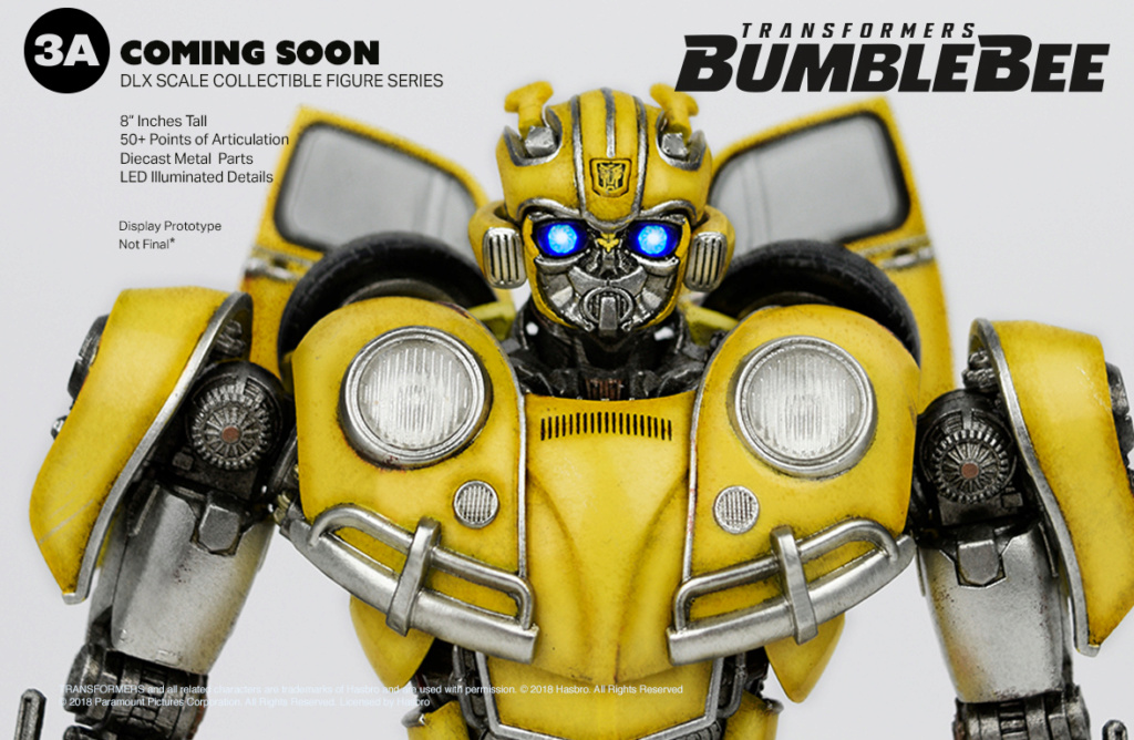 Transformers Bumblebee DLX and Premium Scale Collectible Figures  3a_bee10