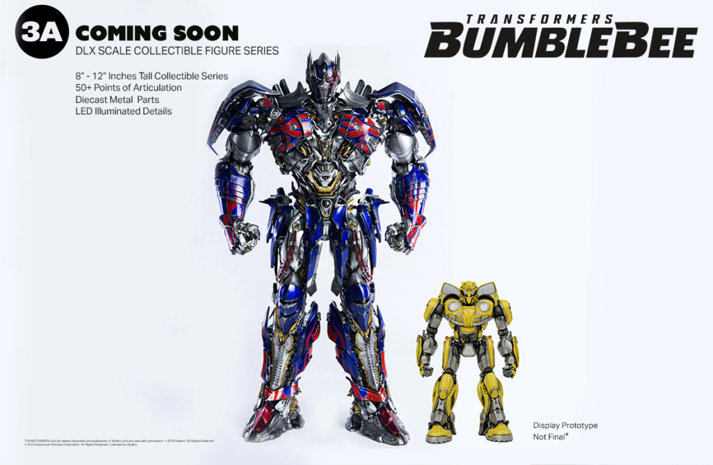 Transformers Bumblebee DLX and Premium Scale Collectible Figures  3a_dlx10