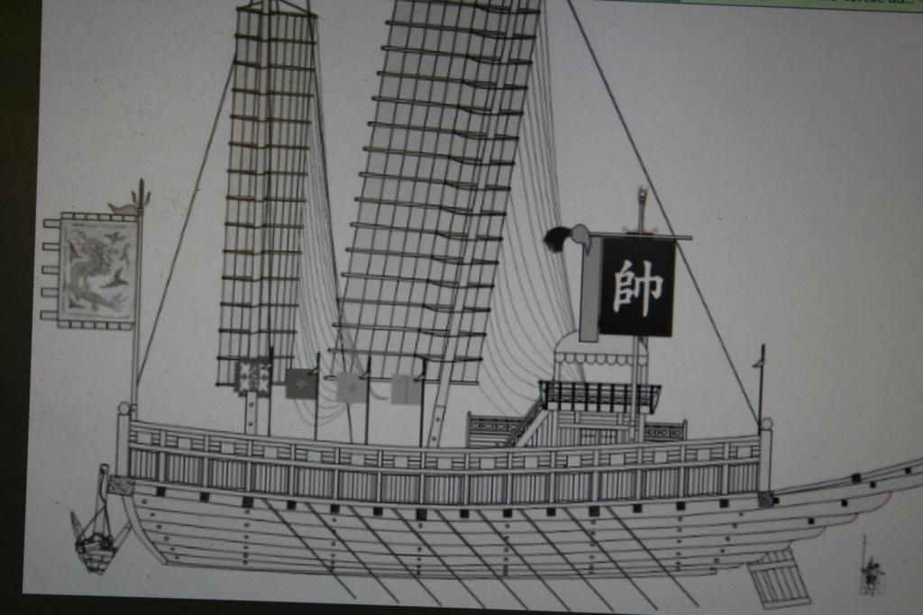 bateau tortue coréen,l'ancètre du cuirassé par JJ Img_2730