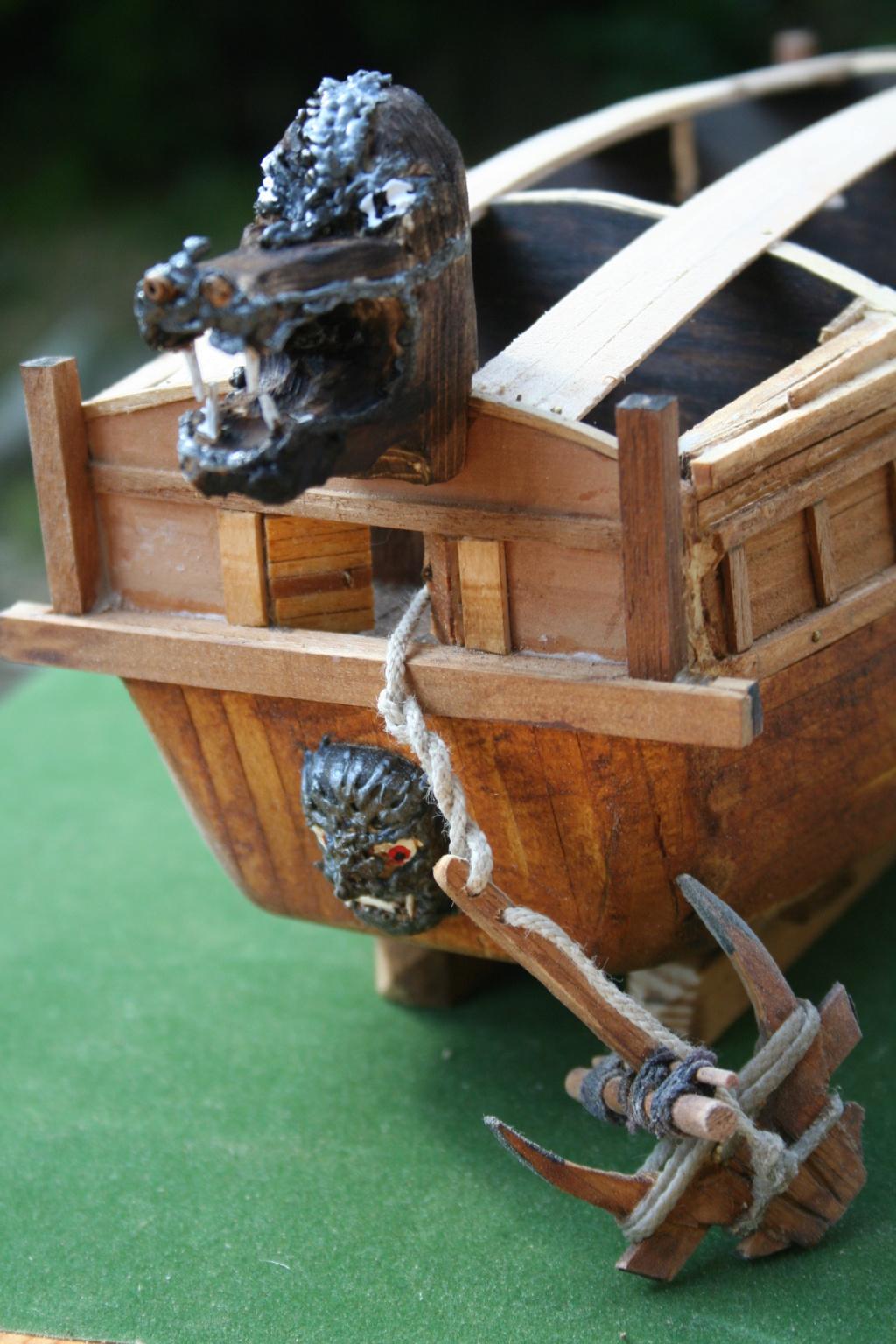 bateau tortue coréen,l'ancètre du cuirassé par JJ - Page 2 Img_2912