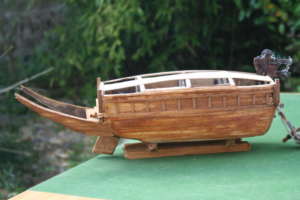 bateau tortue coréen,l'ancètre du cuirassé par JJ - Page 2 Img_2915