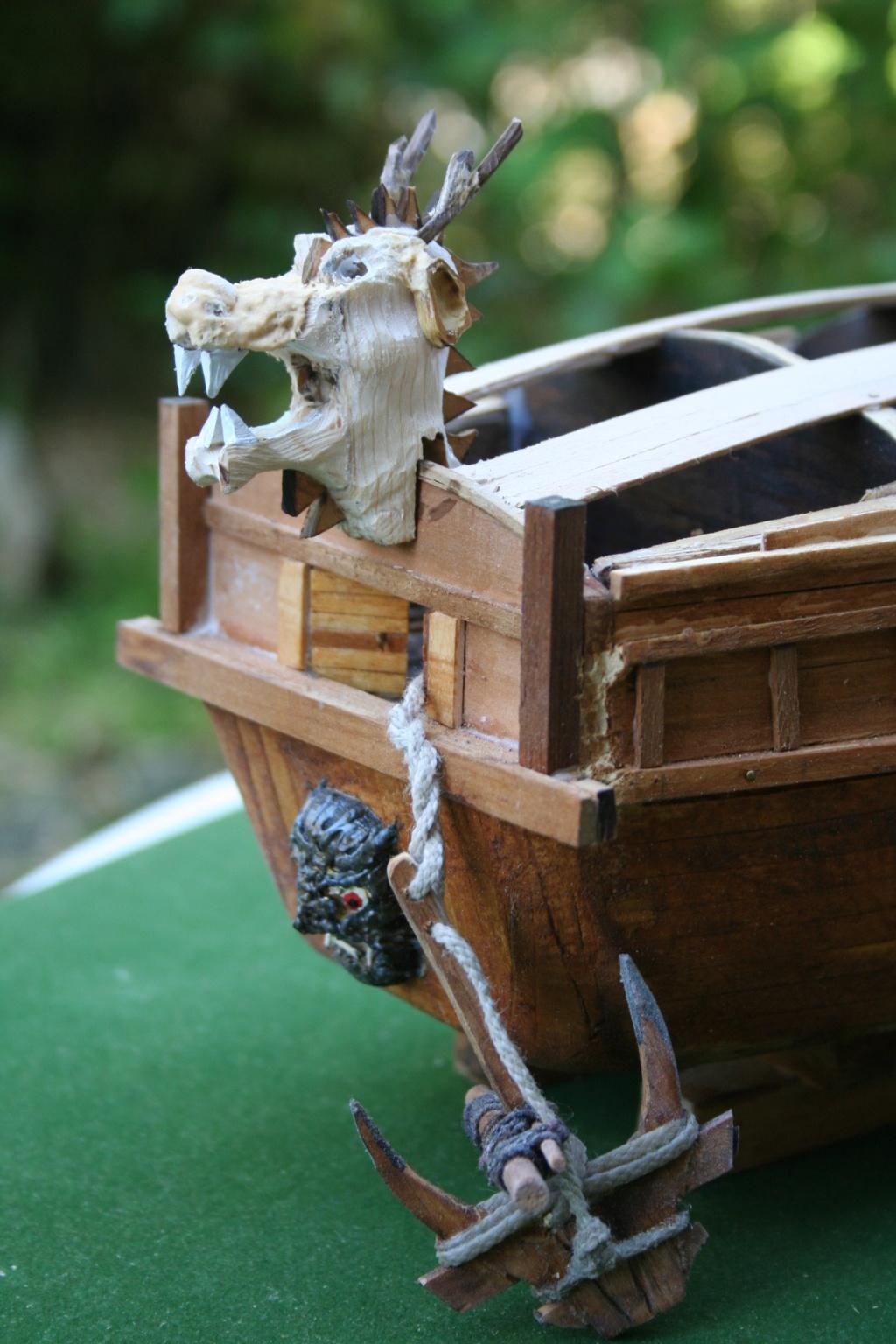 bateau tortue coréen,l'ancètre du cuirassé par JJ - Page 2 Img_2921