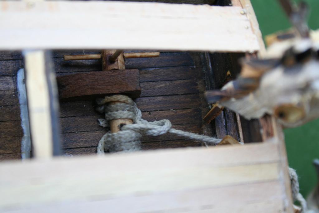 bateau tortue coréen,l'ancètre du cuirassé par JJ - Page 2 Img_2930