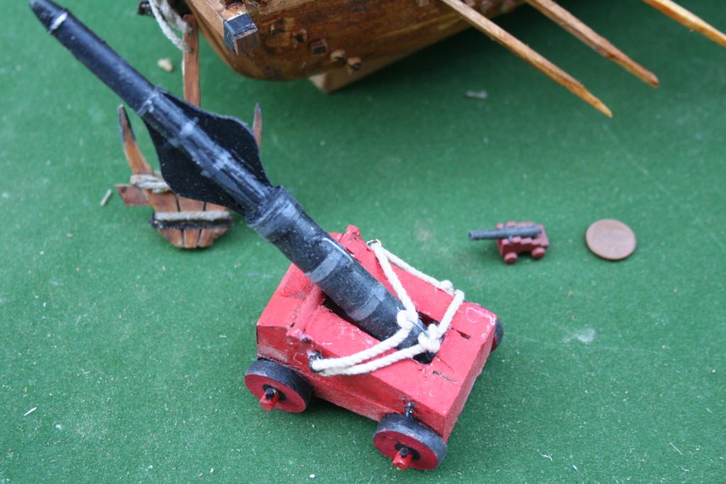 bateau tortue coréen,l'ancètre du cuirassé par JJ - Page 4 Img_3046