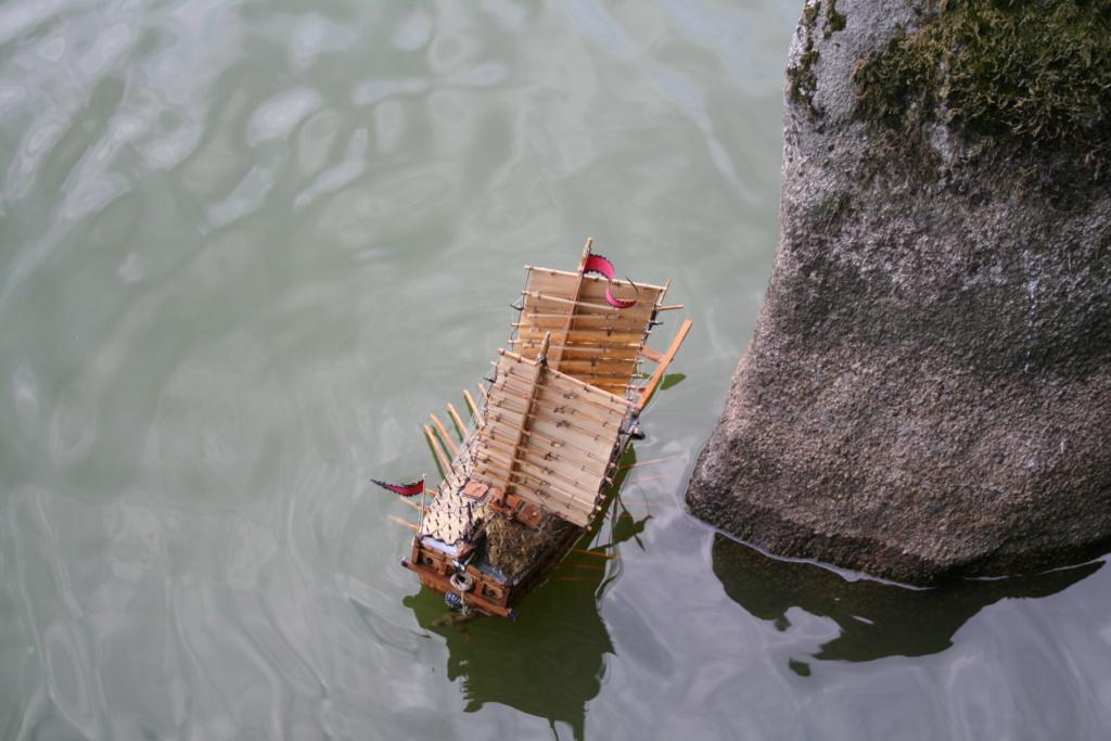 bateau tortue coréen,l'ancètre du cuirassé par JJ - Page 4 Img_3060